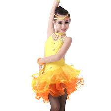 popular latin ballroom dresses for kids buy cheap latin ballroom
