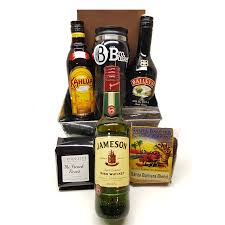 Housewarming Gift Ideas For Guys by Spiked Coffee Gift Basket The Brobasket Amazing Gifts For Men