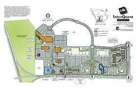 interquest marketplace site plan by nor u0027wood development group