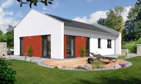 Ziegelhaus Haus Bungalow 100 Hausbau24