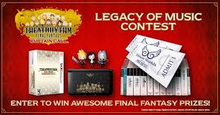 Curtain Call Tracklist Theatrhythm Final Fantasy Curtain Call Ivalice Vignette Square Enix
