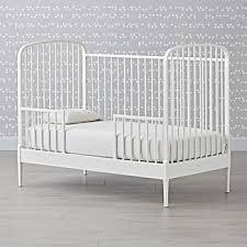 Metal Toddler Bed Toddler Beds U0026 Crib Conversion Kits The Land Of Nod