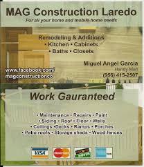 Los Patios Laredo Texas by Mag Construction Laredo 16 Photos Contractors 2914 San