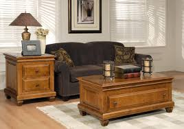 Decorating End Tables Living Room Furniture Adorable Living Room Design With Wooden Vinyl Floor