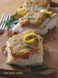 cuisiner l 駱eautre darne de poisson à la moutarde une autre cuisine