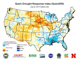 Usa Drought Map by Warning System Gets The Early Drop On Drought Nebraska Today