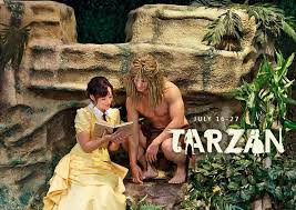 surprisingly touching tarzan spanish fork utah theatre bloggers