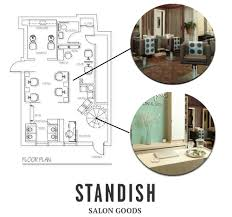 small floor plan 3 amazing salon floor plan designs