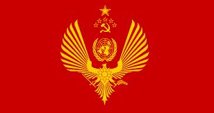 Communist Flag Russia Communist Un Flag Vexillology