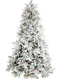 flocked christmas tree 15 gorgeous flocked christmas trees for any budget lovely etc