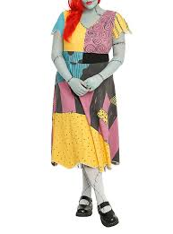 the nightmare before sally costume dress plus size