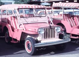 jeep pink myth buster henry j kaiser and the jeep a history of total