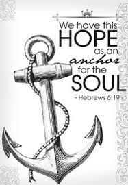 Chalkboard Love And Hope Anchors - anchor for our soul hebrews 6 19 print printing bible and