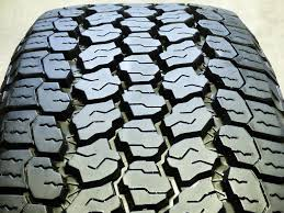 Goodyear Wrangler Off Road Tires Used Goodyear Wrangler All Terrain Adventure With Kevlar 275