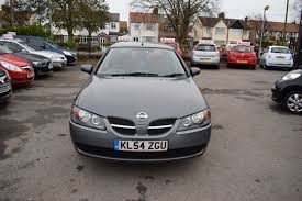 nissan almera 2002 used nissan almera cars for sale motors co uk