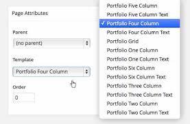 avada theme portfolio order portfolio information page avada xml