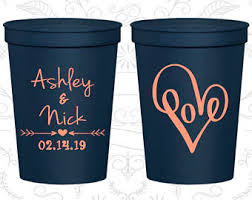 favor cups wedding favor cups etsy