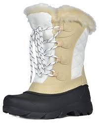 womens winter boots amazon canada amazon com pairs s faux fur mid calf winter