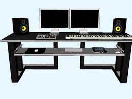 innovative home studio desk ideas home recording studio desk ideas