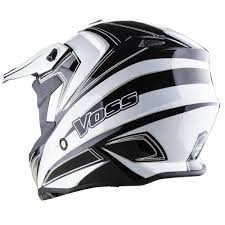 motocross helmet design 801 x1 pro motocross helmet white magneto voss motorcycle