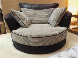 new the cuddler chair interior