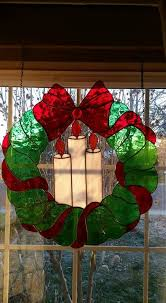 1068 best stained glass seasons christmas images on pinterest