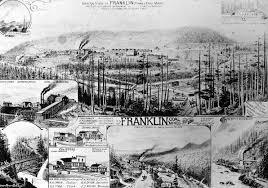 Enumclaw Wa Map Franklin Everything You Always Wanted To Know Black Diamond History