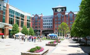 best town squares in america rockville town square in rockville maryland terrain org a