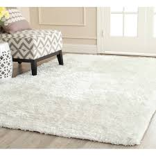 Solid Color Rug Safavieh Hand Tufted South Beach Shag Area Rug Walmart Com