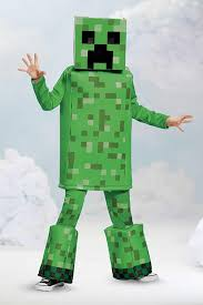 minecraft creeper costume for kids all boys costumes costumes