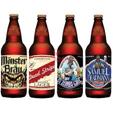 halloween bottle lables halloween slapsticker beer bottle labels mb m36661 from dark