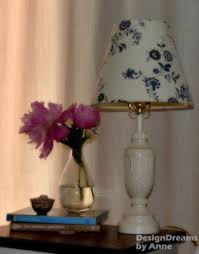 designdreams by anne the shabby chic lamp