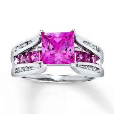 kay jewelers rings pink diamond engagement rings kay jewelers best images