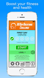 Challenge Breathing 30 Day Breathing Challenge Apps 148apps