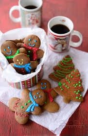 turmeric n spice chewy gingerbread man cookies