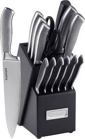 Kitchen Knive Sets Cuisinart Graphix 15 Piece Knife Set U0026 Reviews Wayfair