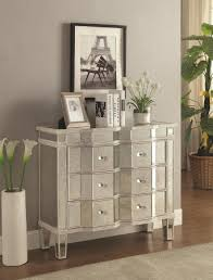 Accent Cabinets by Silver Glass Accent Cabinet Steal A Sofa Furniture Outlet Los