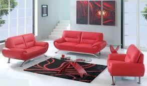 peindre un canap en cuir decoration salon avec canapé cuir three sofa set