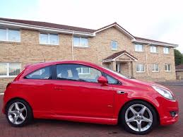 12 month warranty 08 vauxhall corsa sri 1 6 turbo limited
