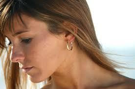pierced ears without earrings how after piercing can you wear dangling earrings