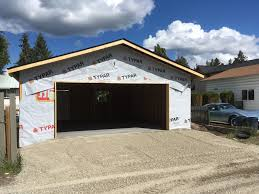 Garage Renovation by The Potter Detached Garage Renovation Geoffs Contracting
