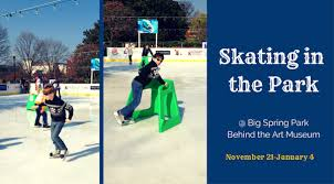 skating in the park returns to huntsville rocket city