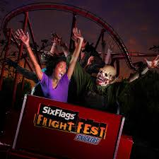 Six Flags Over Texas Season Pass Coupons Six Flags Over Georgia Presents Its Annual Fright Fest On