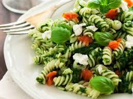 pasta salad pesto pesto pasta salad the kids cook monday