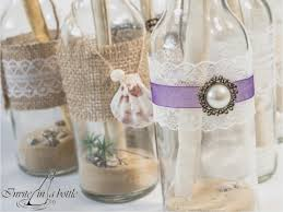 wedding invitations in a bottle what makes message in a bottle wedding invitations so