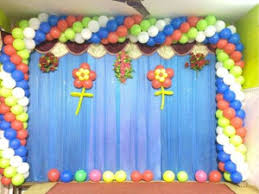 balloon decoration for birthday party and other all celebration