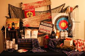 walking dead party supplies fear the walking dead party survival guide party