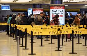 if passengers have to go through tight security why don u0027t airport