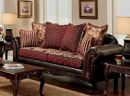 Burgundy Living Room by Burgundy Color Living Room Set Carameloffers Fiona Andersen