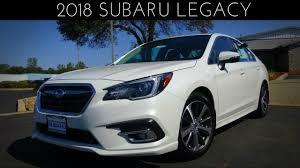subaru car legacy 2018 subaru legacy limited 2 5 l 4 cylinder review youtube